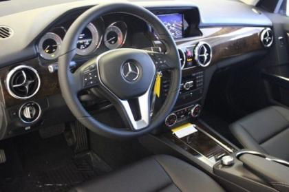 2013 MERCEDES BENZ GLK350 4MATIC - BLACK ON BLACK 5