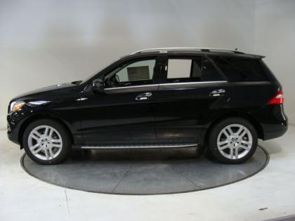 Export New 2013 Mercedes Benz Ml350 4matic Black On Black