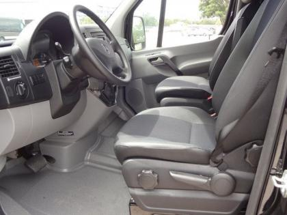 2013 MERCEDES BENZ SPRINTER 2500 - BLACK ON BLACK 5