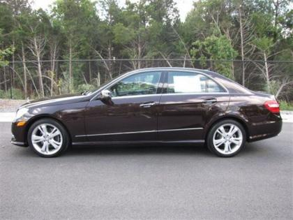 2013 MERCEDES BENZ E350 4MATIC - BROWN ON BEIGE 2