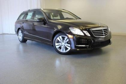 2013 MERCEDES BENZ E350 4MATIC - BROWN ON BEIGE 1