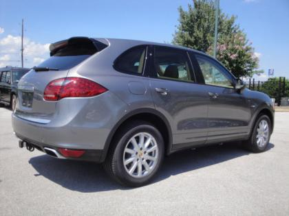2013 PORSCHE CAYENNE DIESEL - GRAY ON BEIGE 3