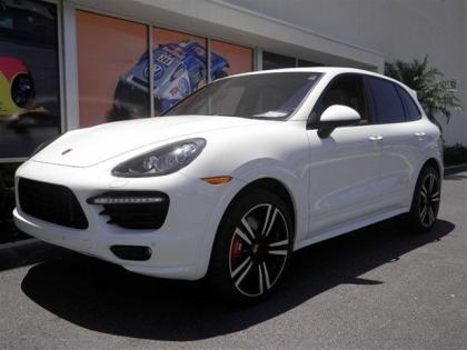 2014 porsche cayenne turbo s white on beige 1