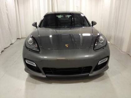 2013 PORSCHE PANAMERA GTS - GRAY ON BLACK 2