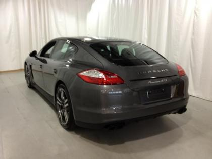 2013 PORSCHE PANAMERA GTS - GRAY ON BLACK 3