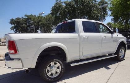 2013 RAM 2500 LARAMIE TRUCK CREW CAB - WHITE ON BLACK 4