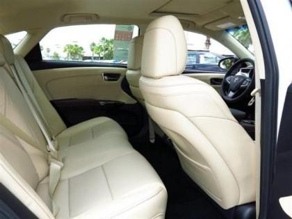 2013 TOYOTA AVALON LIMITED - WHITE ON BEIGE 7