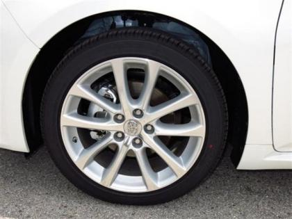 2013 TOYOTA AVALON LIMITED - WHITE ON BEIGE 8