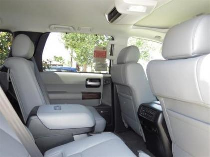 2012 Toyota Highlander For Sale >> Export New 2013 TOYOTA SEQUOIA PLATINUM - WHITE ON GRAY