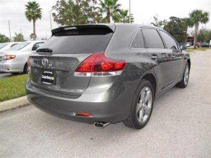 2013 TOYOTA VENZA LIMITED - GRAY ON GRAY 3