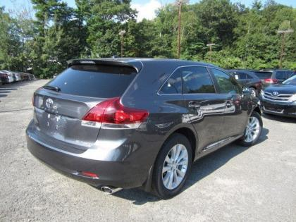 export new 2013 toyota venza xle gray on black. Black Bedroom Furniture Sets. Home Design Ideas
