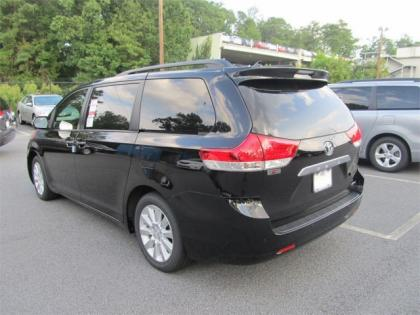 2013 Toyota Camry For Sale >> Export New 2013 TOYOTA SIENNA LIMITED - BLACK ON BEIGE