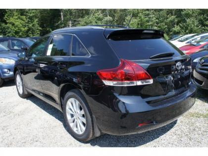 2013 TOYOTA VENZA LE - BLACK ON BEIGE 4