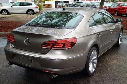 2013 VOLKSWAGEN CC VR6 EXECUTIVE - GOLD ON BEIGE 3