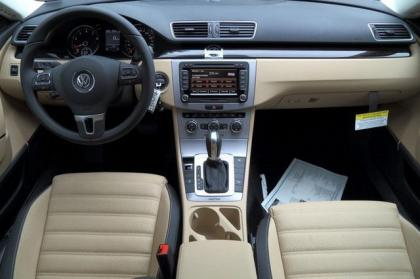 2013 VOLKSWAGEN CC VR6 EXECUTIVE - GOLD ON BEIGE 4