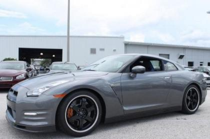2014 NISSAN GT-R TRACK EDITION - GRAY ON GRAY 2