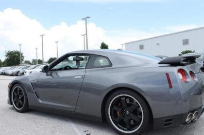 2014 NISSAN GT-R TRACK EDITION - GRAY ON GRAY 4
