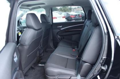 2014 ACURA MDX BASE - BLACK ON BLACK 7