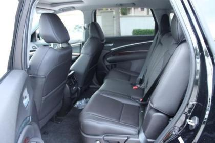 2014 ACURA MDX TECH PACKAGE - BLACK ON BLACK 6