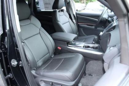 2014 ACURA MDX TECH PACKAGE - BLACK ON BLACK 7