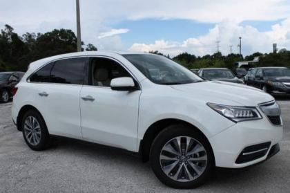 2015 Acura Rdx For Sale >> Export New 2014 ACURA MDX TECH PACKAGE - WHITE ON BEIGE