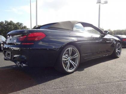 2014 BMW M6 BASE - BLACK ON BLACK 3