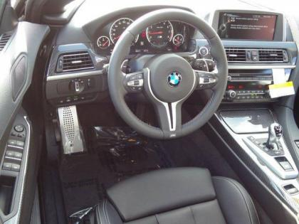 2014 BMW M6 BASE - BLACK ON BLACK 6