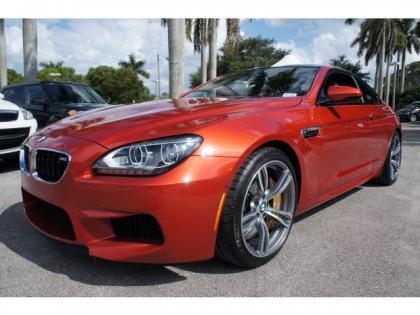 2014 BMW M6 BASE - RED ON RED 2