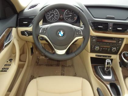 Export New 2014 Bmw X1 28i White On Beige