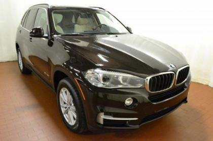 2014 BMW X5 SDRIVE35I - BROWN ON BEIGE