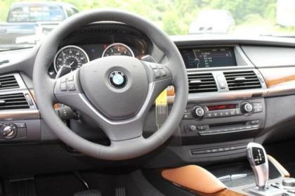 2014 BMW X6 XDRIVE35I - WHITE ON ORANGE 6