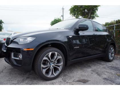 2014 BMW X6 XDRIVE35I - BLACK ON RED 2