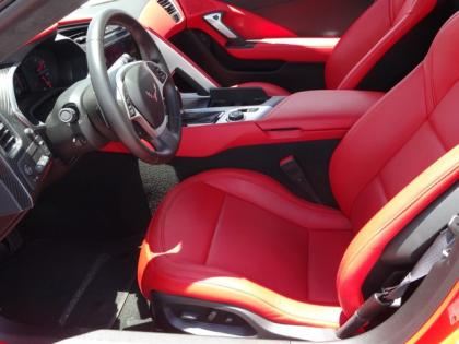 2014 CHEVROLET CORVETTE STINGRAY - RED ON RED 4