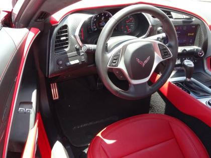 2014 CHEVROLET CORVETTE STINGRAY - RED ON RED 5