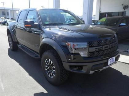 2014 FORD F150 RAPTOR SVT - BLACK ON BLACK
