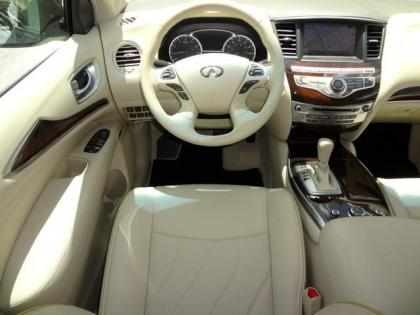 Export New 2014 Infiniti Qx60 Base Gray On Beige