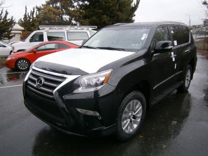2014 LEXUS GX460 LUXURY - BLACK ON BLACK