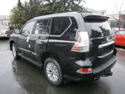... 2014 LEXUS GX460 LUXURY   BLACK ON BLACK 3 ...
