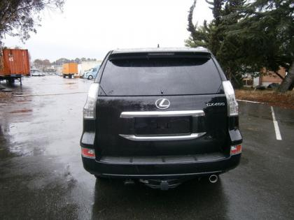 2014 LEXUS GX460 LUXURY - BLACK ON BLACK 4