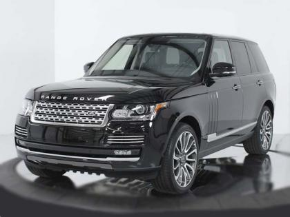 2014 LAND ROVER RANGE ROVER SC AUTOBIOGRAPHY - BLACK ON BLACK