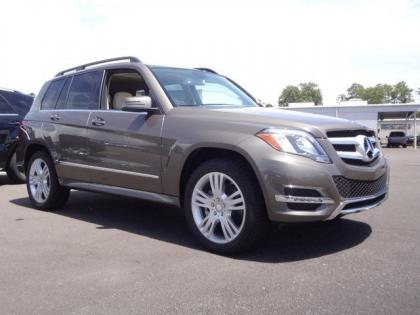 2014 MERCEDES BENZ GLK350 BASE - GOLD ON BEIGE 1