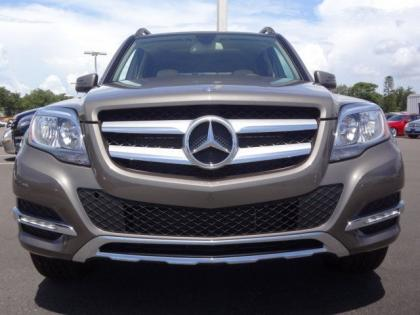 2014 MERCEDES BENZ GLK350 BASE - GOLD ON BEIGE 2