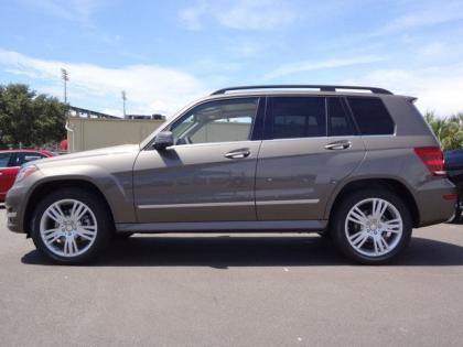 2014 MERCEDES BENZ GLK350 BASE - GOLD ON BEIGE 3