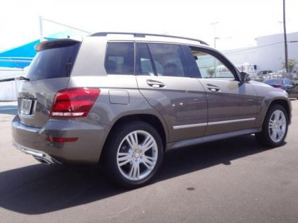 2014 MERCEDES BENZ GLK350 BASE - GOLD ON BEIGE 4