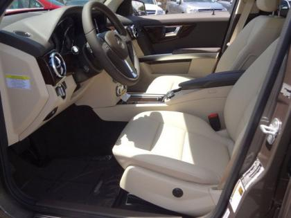 2014 MERCEDES BENZ GLK350 BASE - GOLD ON BEIGE 5