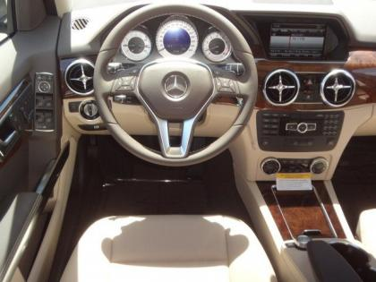 2014 MERCEDES BENZ GLK350 BASE - GOLD ON BEIGE 6