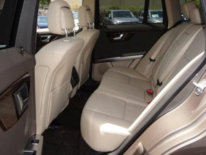 2014 MERCEDES BENZ GLK350 BASE - GOLD ON BEIGE 7