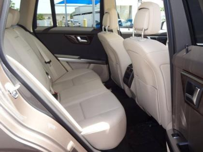 2014 MERCEDES BENZ GLK350 BASE - GOLD ON BEIGE 8
