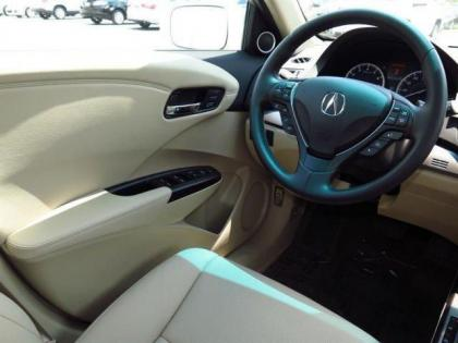 2015 ACURA RDX TECH PACKAGE - WHITE ON BEIGE 5