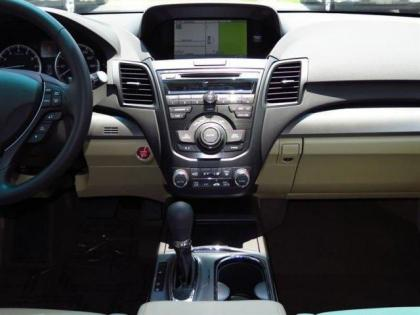 2015 ACURA RDX TECH PACKAGE - WHITE ON BEIGE 6